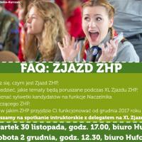 FAQ Zjazd ZHP
